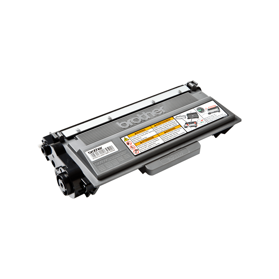 Cartuș de toner original Brother TN3390 de capacitate mare – negru