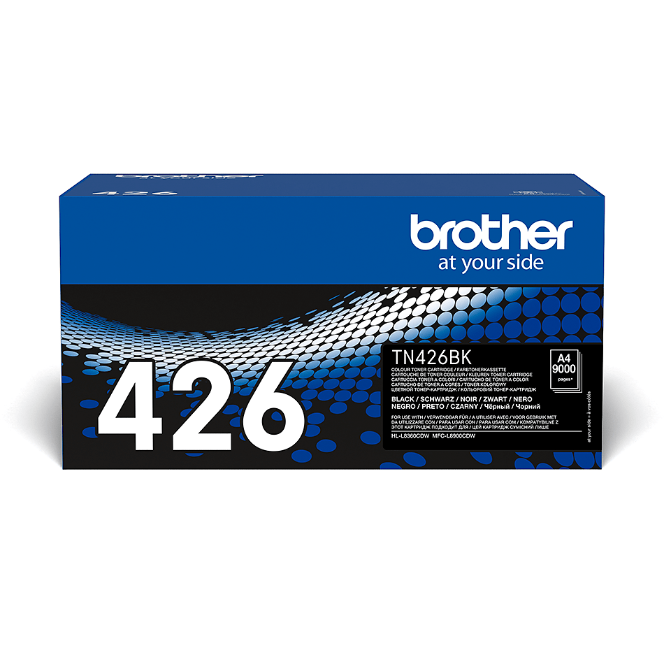 Cartuș de toner original Brother TN426BK – negru