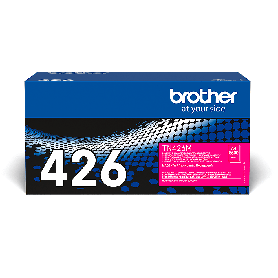 Cartuș de toner original Brother TN426M – magenta 2