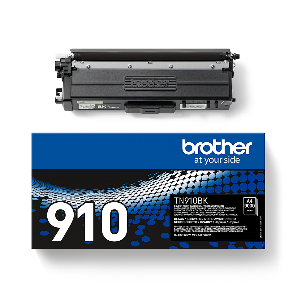 Cartuș de toner original Brother TN910BK – negru 2