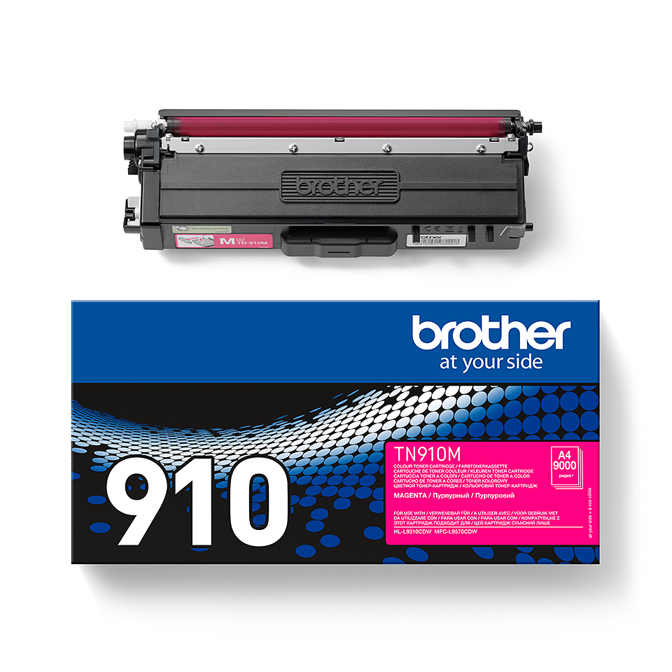 Cartuș de toner original Brother TN910M – magenta 2