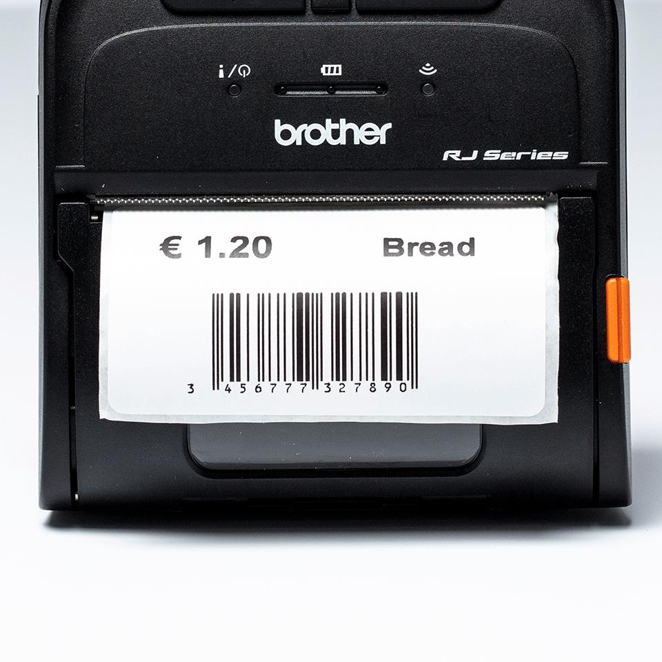 Rolă de etichete pretăiate BDE-1J044076-040 4