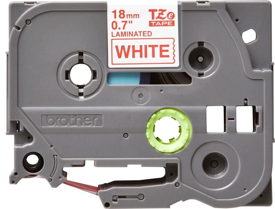 Casetă cu bandă de etichete originală Brother TZe-242 - lățime de 18mm