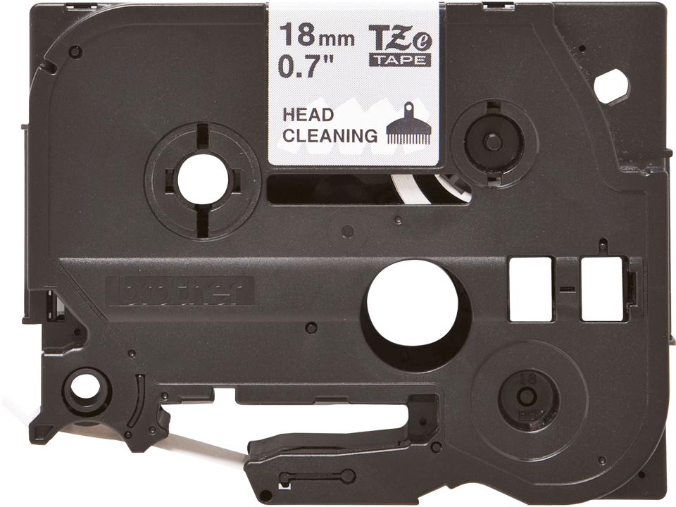 Casetă originală cu bandă de curățare Brother TZe-CL4 – lățime de 18mm