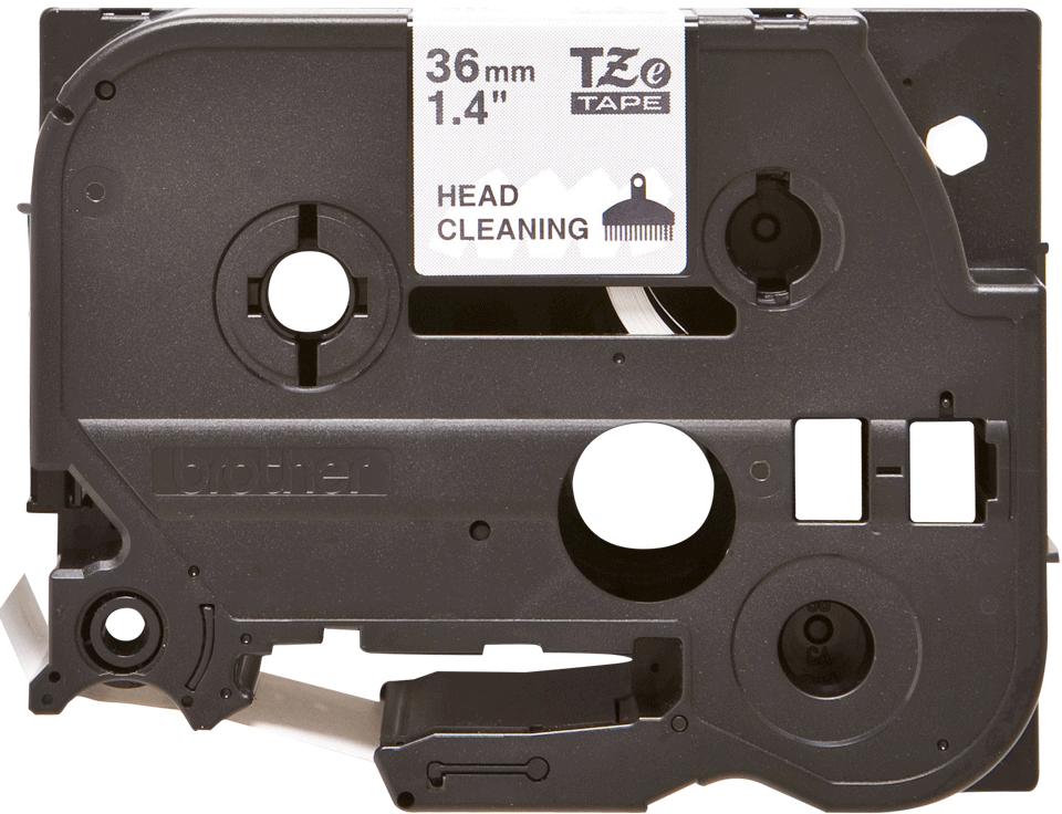 Casetă cu bandă de curățare Brother TZe-CL6 – lățime de 36mm