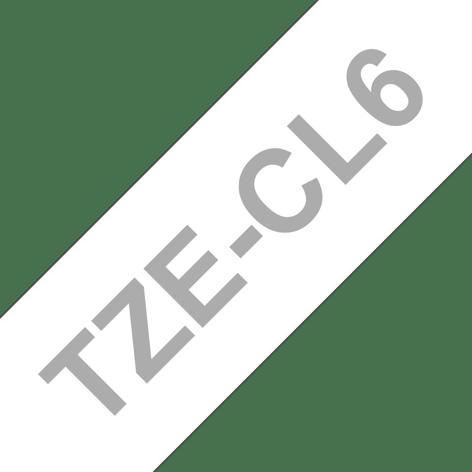 Casetă cu bandă de curățare Brother TZe-CL6 – lățime de 36mm 3