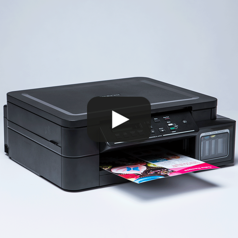 DCP-T310 InkBenefit Plus 3-în-1 echipament inkjet color 8