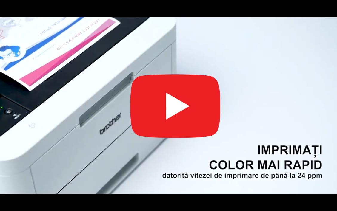 HL-L3210CW, imprimantă LED wireless color profesională 6