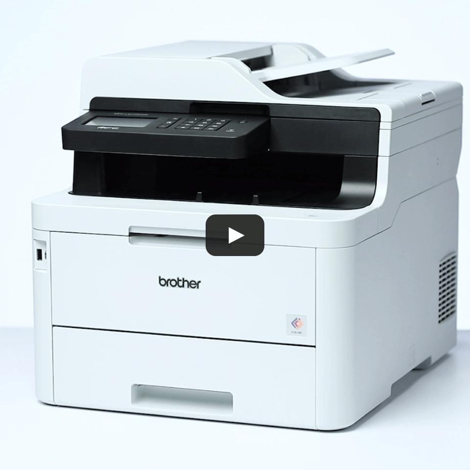 Imprimantă multifuncțională 4-în-1 LED color cu wireless MFC-L3770CDW 6